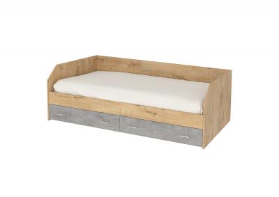 АС-80 Кровать с ящиками 900х1900