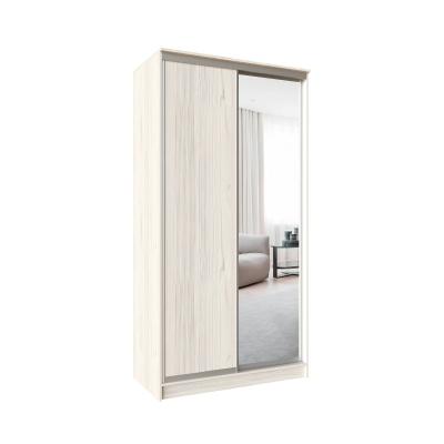 Шкаф-купе 2х дверный 1 зеркало