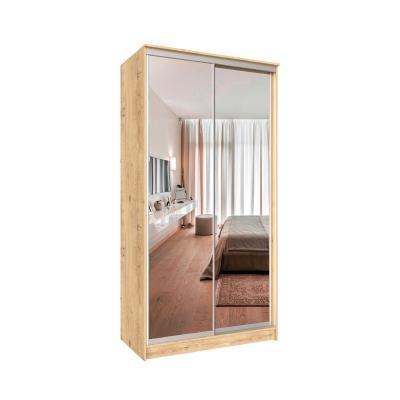 Шкаф-купе 2х дверный 2 зеркала