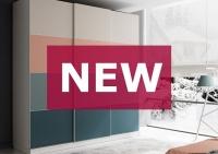 НОВИНКА: Шкафы-купе с раздвижной системой ARISTO NOVA