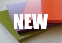 НОВИНКА – суперглянцевый акриловый пластик Select!