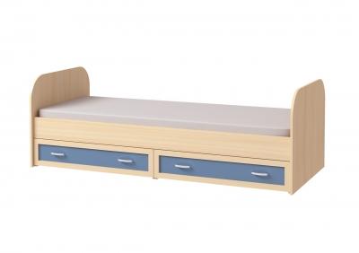 Кровать с ящиками № 2 (сп место 800*1900)