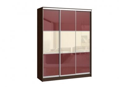шкаф-купе 3х дверный (пленка оракал)