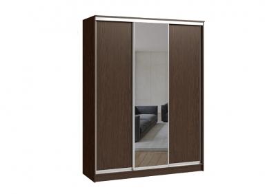 шкаф-купе 3х дверный (зеркало)