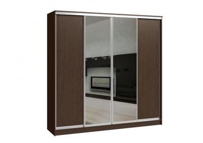 шкаф-купе 4х дверный (зеркало)