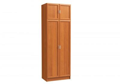 Шкаф двухстворчатый с антресолью