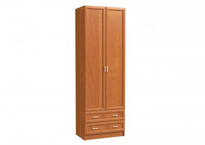 Шкаф 2-х дверный с 2-мя ящиками