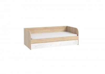 СЛ-84,85 кровать с 2-мя ящиками (спальное место 800/900*1900)